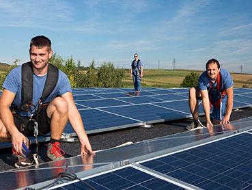 Photovoltaik/E-Mobility